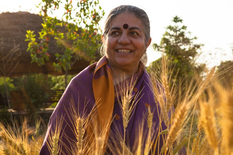 Vandana Shiva talks Food Systems at NOFA VT!