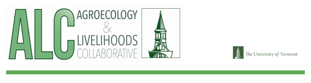 Agroecology and Livelihoods Collaborative (ALC)