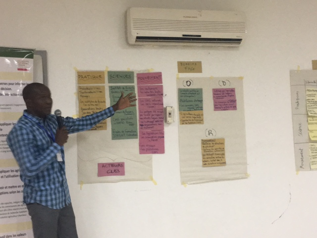 ALC director participates in West Africa Community of Practice (CoP) of McKnight's Collaborative Crop Research Program (CCRP)