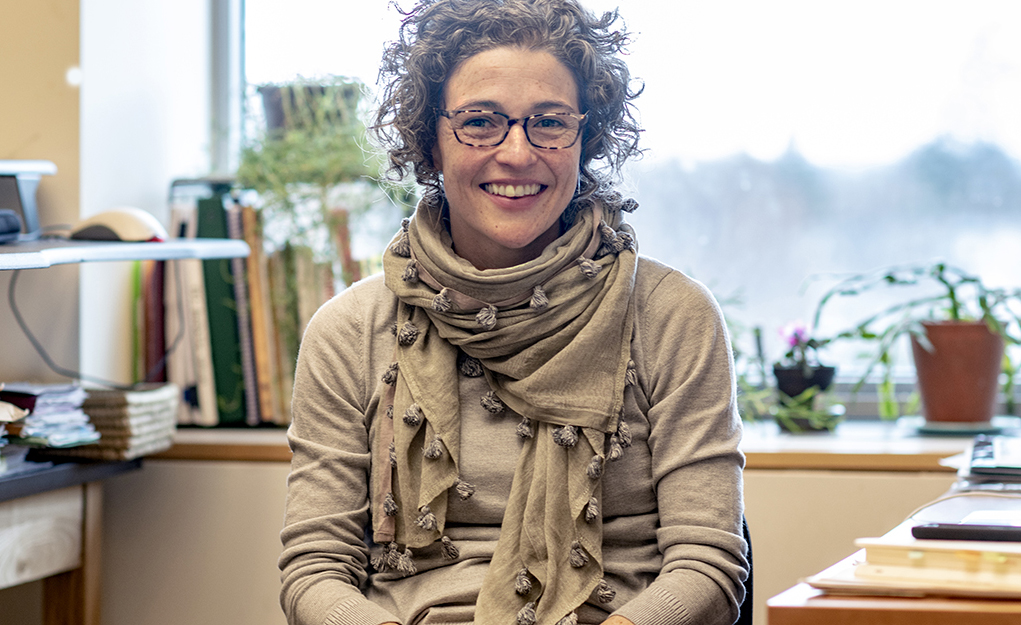 UVM Is: Martha Caswell Advocates for Agroecology