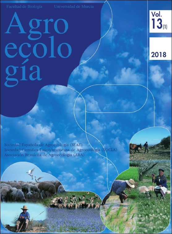 "Special Issue, in Spanish, on ""Participatory and Activist Research in Agroecology"", with a contribution by ALC co-directors"