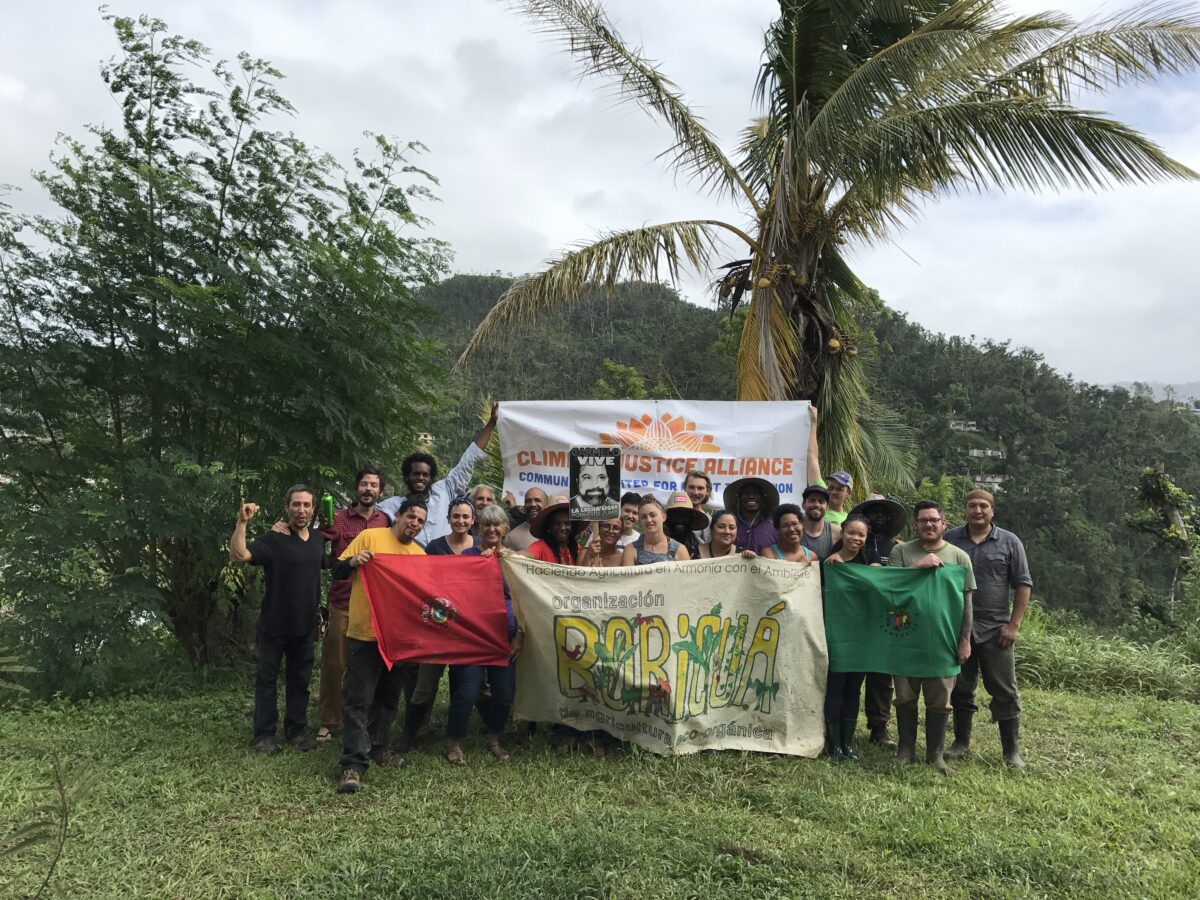 Member interview: Nils McCune on Puerto Rican coffee farmers, pandemic response and resilience, community building, and beyond