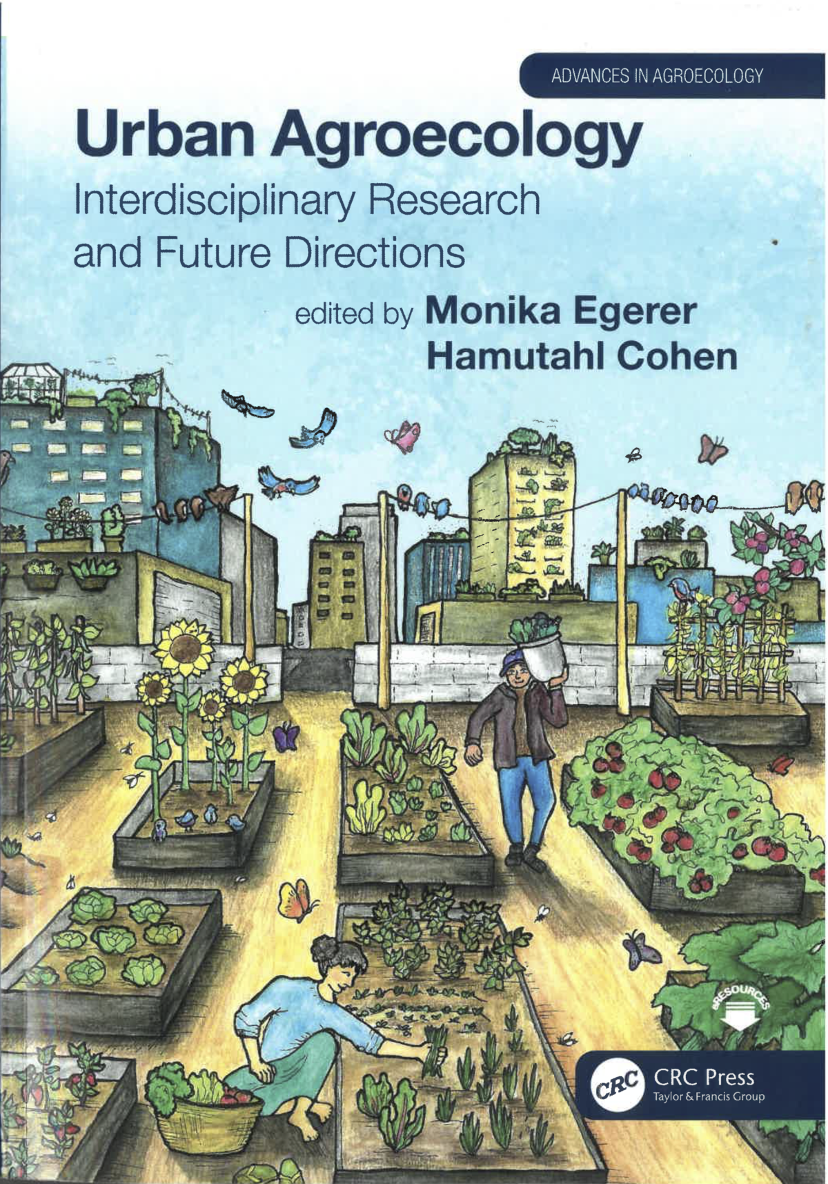 NEWS: ALC contributes chapter to Urban Agroecology book