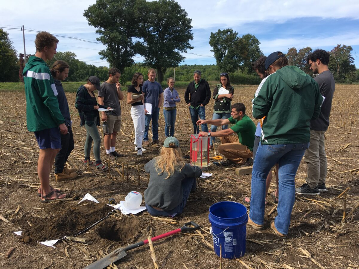NEWS: ALC collaboration leads to a NIFA Research and Extension Experiences for Undergraduates grant