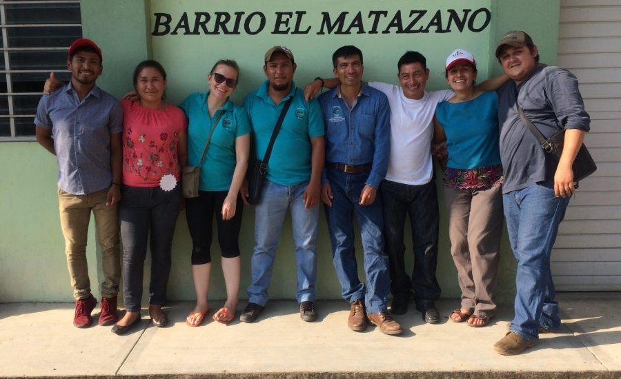 Community facilitators team after the Feria de la Milpa in Matasanos, Chiapas, Mexico (2019) Photo: Janica Anderzén