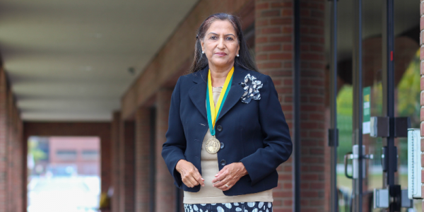 Grossman School of Business, Pramodita Sharma, Professor Dita Sharma