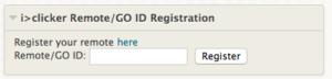 Register field
