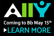 Ally is coming to Blackboard in May - Learn more