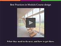 course design video