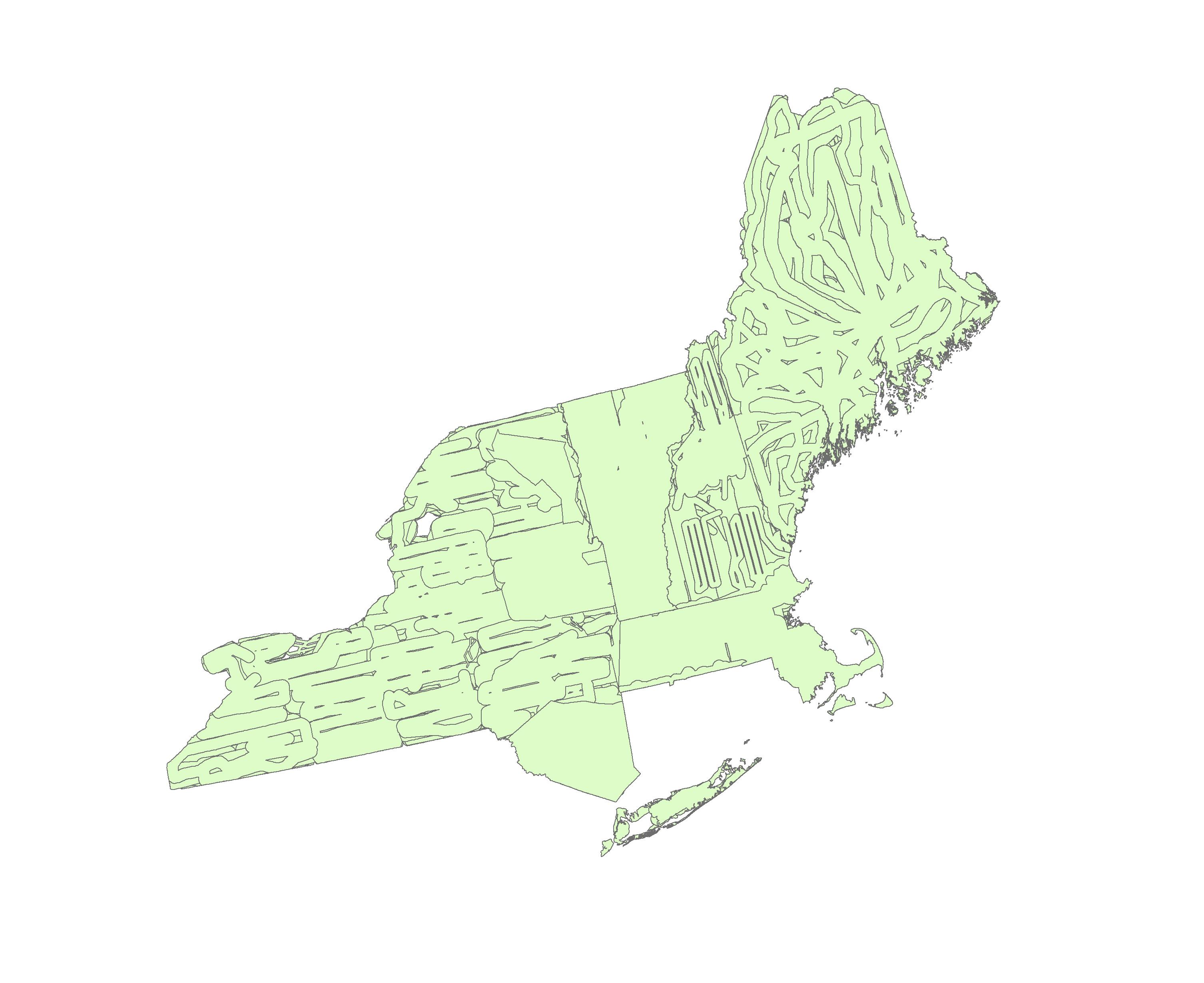 FEMC - Dataset -Standardized Regional Aerial Detection Survey