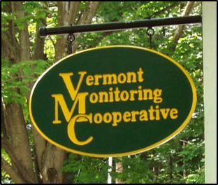Vermont Monitoring Cooperative Sign