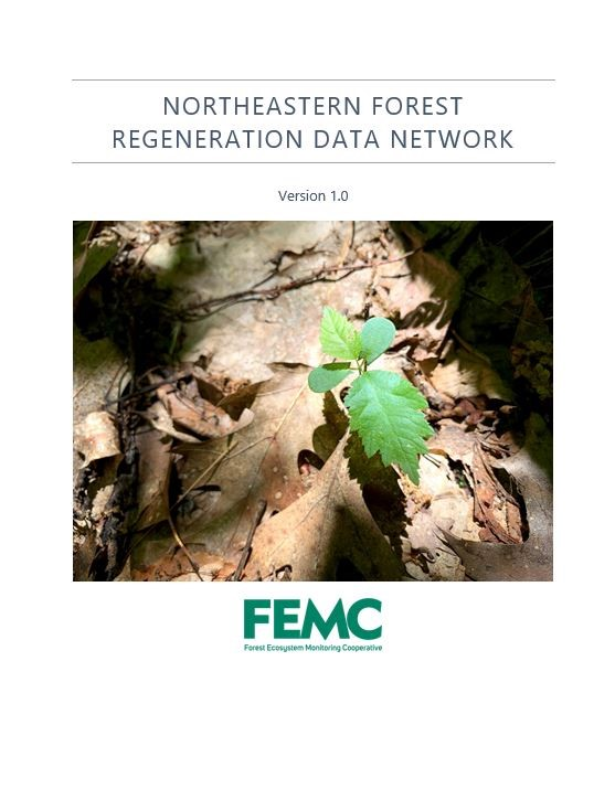 NE Regeneration Report Cover