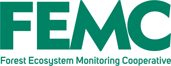 Forest Ecosystem Monitoring Cooperative Logo