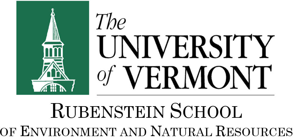Rubenstein School of Environment and Natural Resources Logo
