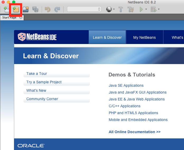 NetBeans 8 2 Setup – ETS Knowledge Base