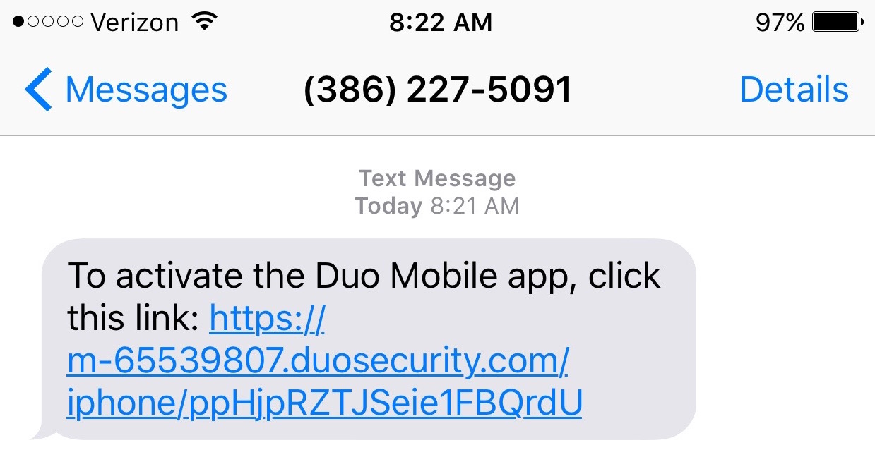 Duo Multi-Factor Authentication – ETS Knowledge Base