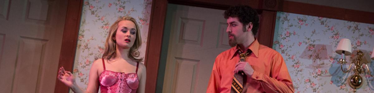 UVM Theatre presents Noises Off Spring 2016