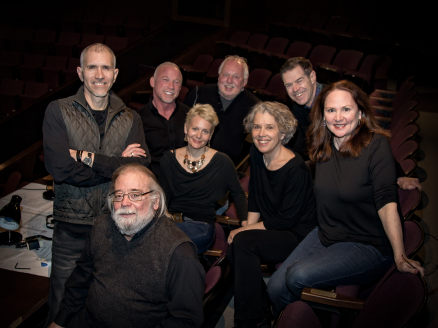 The UVM Department of Theatre Faculty