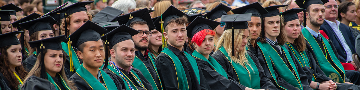 graduates of the UVM College of Agriculture and Life Sciences
