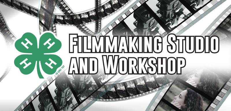 4-H Filmmaking Studio