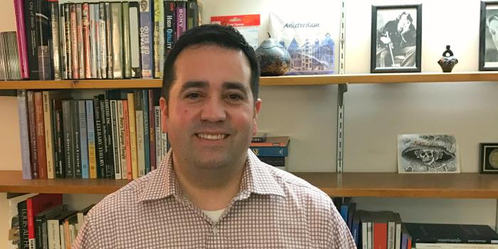 Professor Ignacio Lopez-Vicuña
