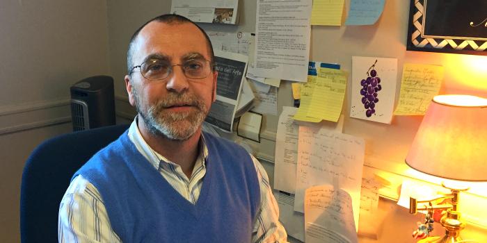 Professor Paolo Pucci