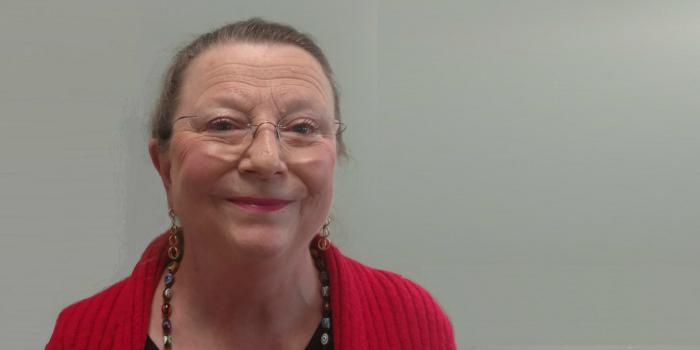 Professor Gretchen van Slyke