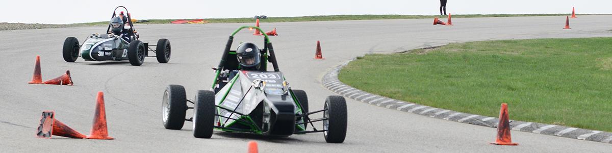 AERO Race Car