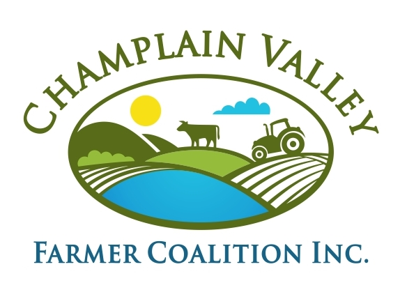 Champlain Valley Farmer Coalition Logo