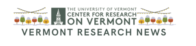 Vermont Research News banner