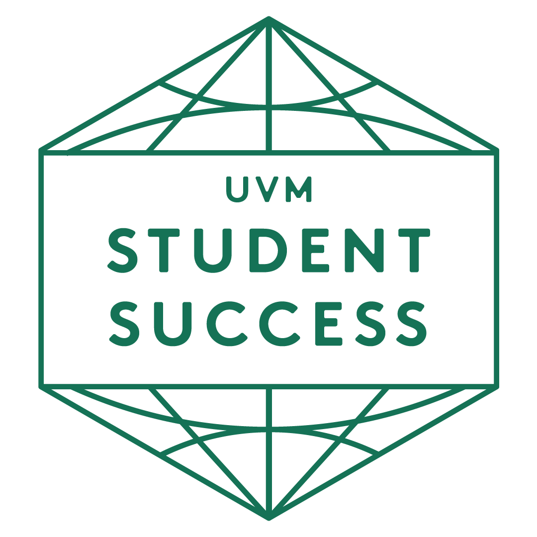 UVM Student Success badge