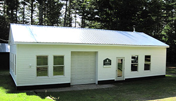 Forrest E. Orr Conservation Center