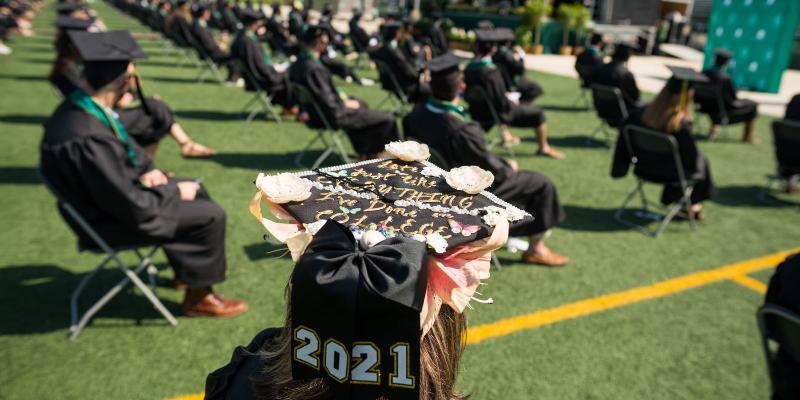 Grossman school of business graduates, 2021
