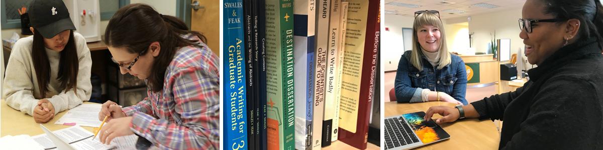 Graduate Writing Center | Graduate Writing Center | The University