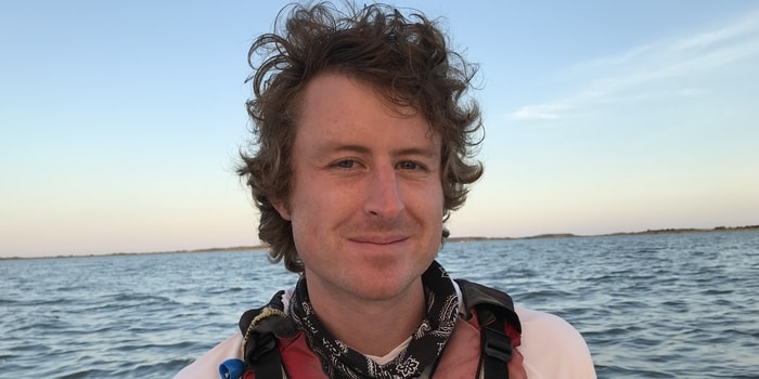 Gund Graduate Fellow Daniel Pratson