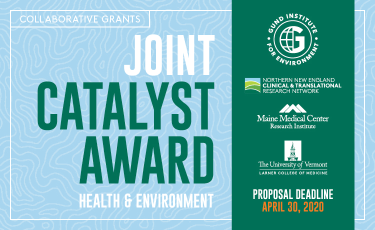 Promotional imagery for the Joint Catalyst Award