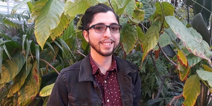 Gund Graduate Fellow Jorge Ruiz-Arocho