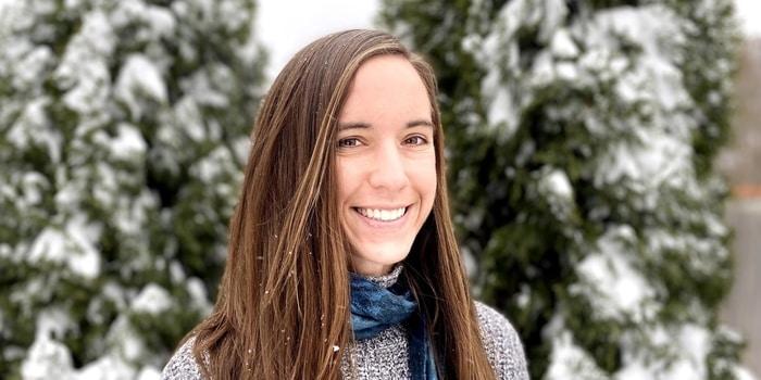 Gund Postdoctoral Fellow Melissa Pastore