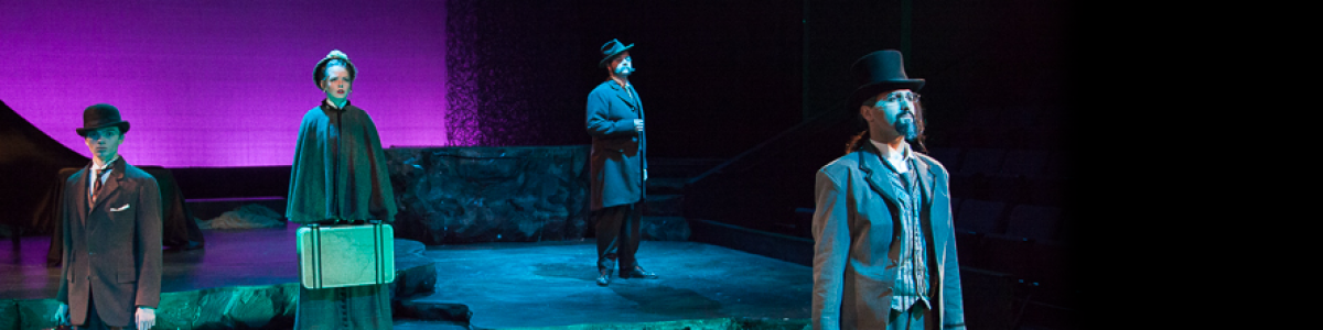 UVM Theatre presents Dracula