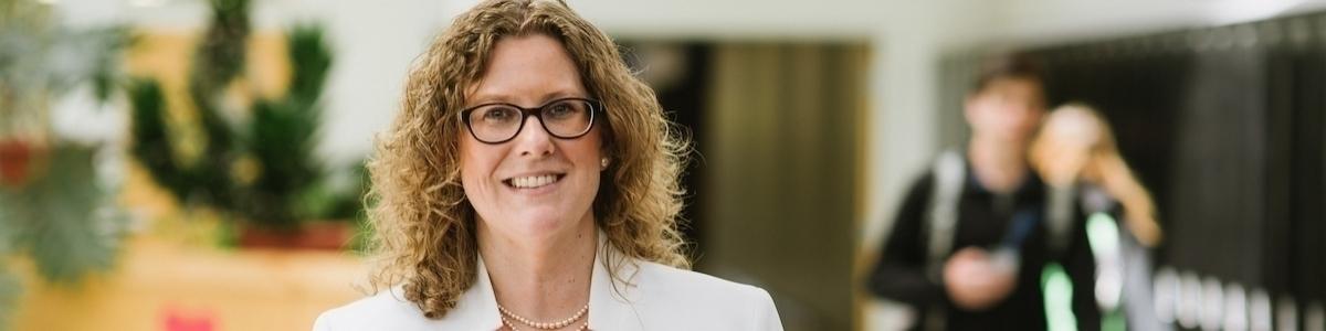Kate McCann, 2017 Vermont Teacher of the Year