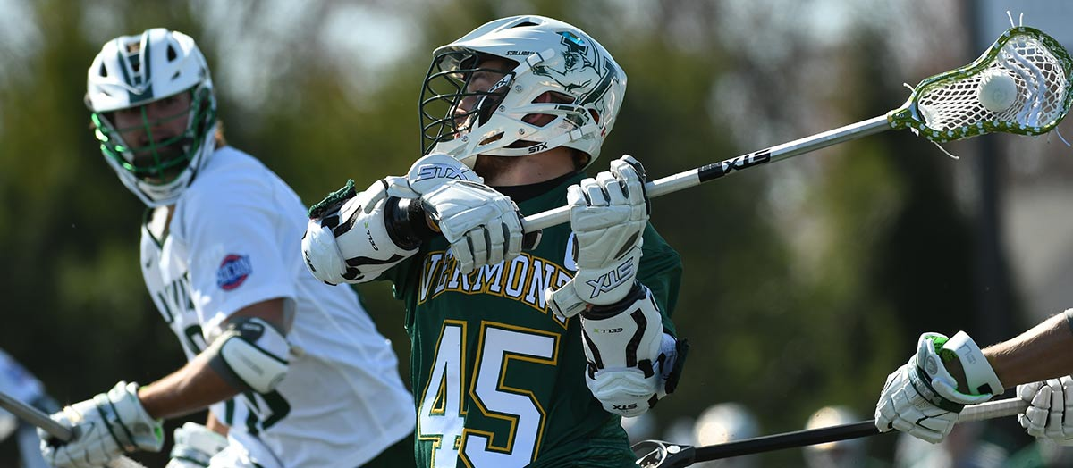 Men's lacrosse player Ian McKay