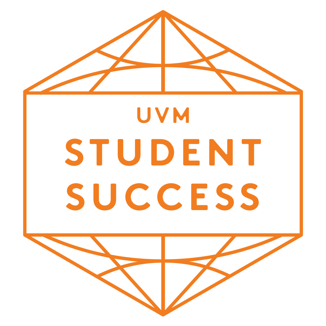 Logo for UVM Student Success
