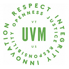 UVM Our Common Ground Values badge