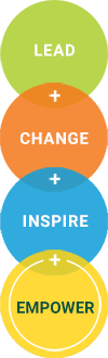 Lead - Change - Inspire - Empower