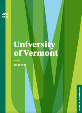 University of Vermont Viewbook