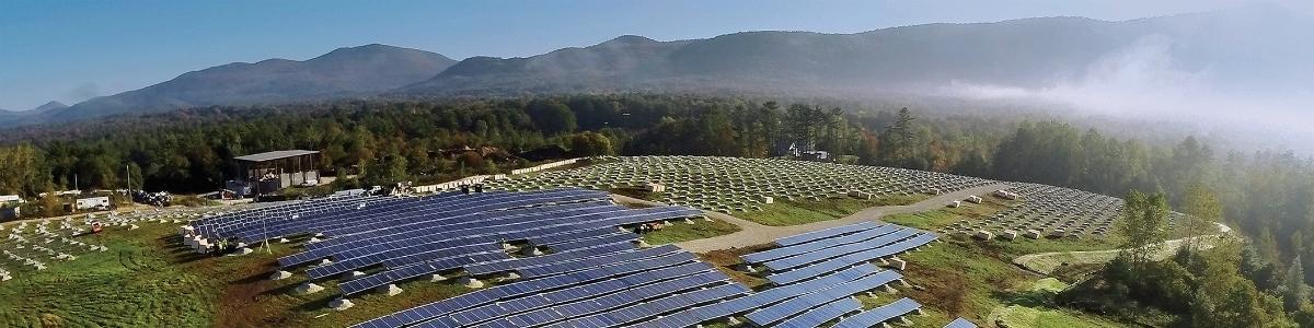 Stafford Hill Solar Array