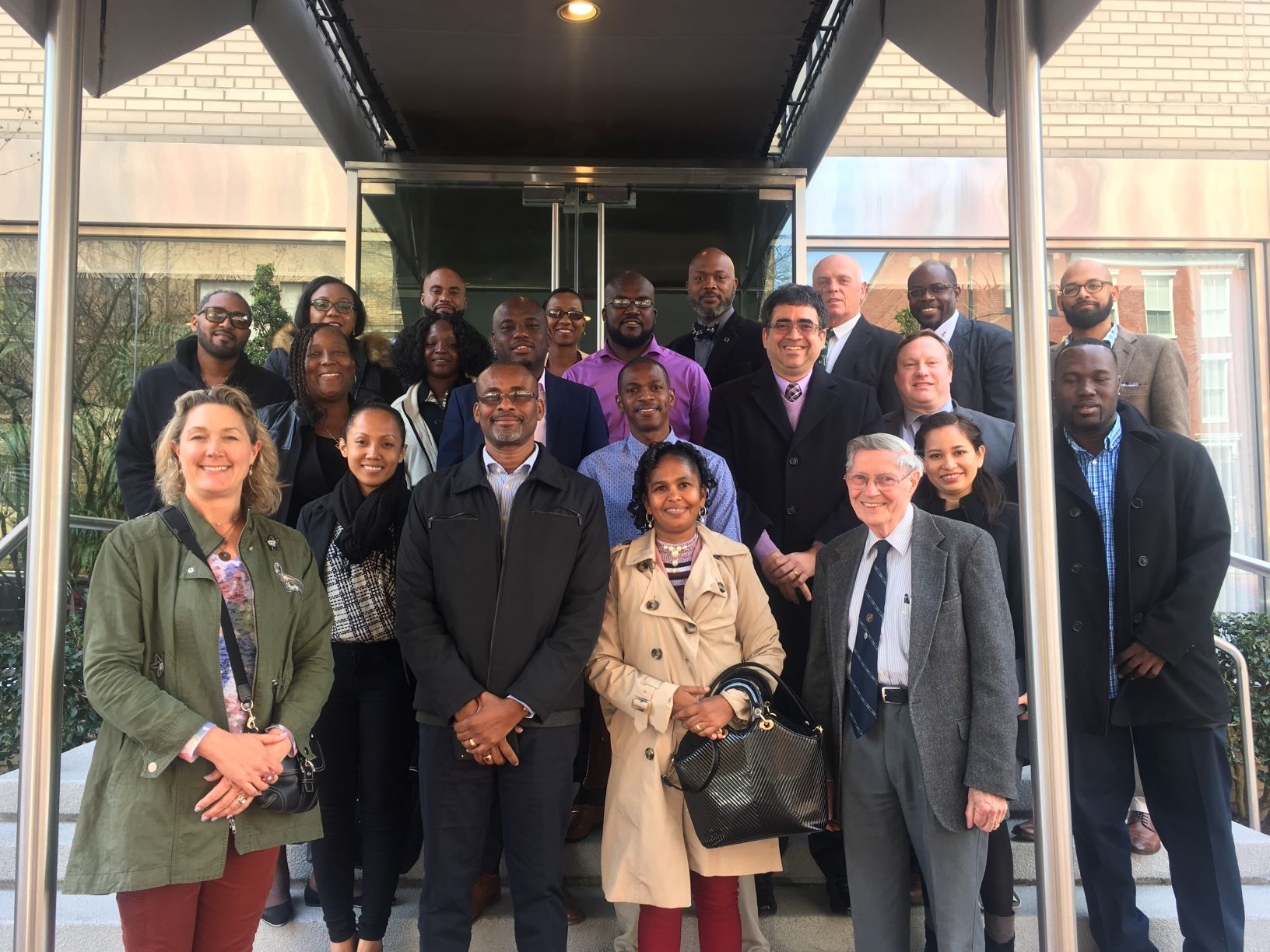 Participants from 14 Caribbean nations at March 2019 workshop