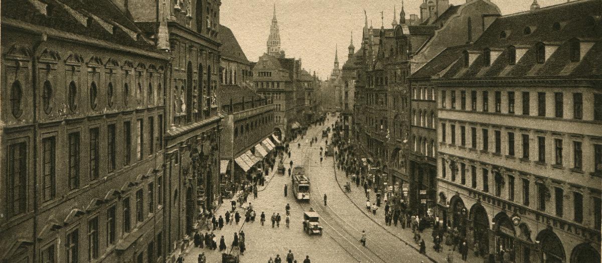Munich circa 1920