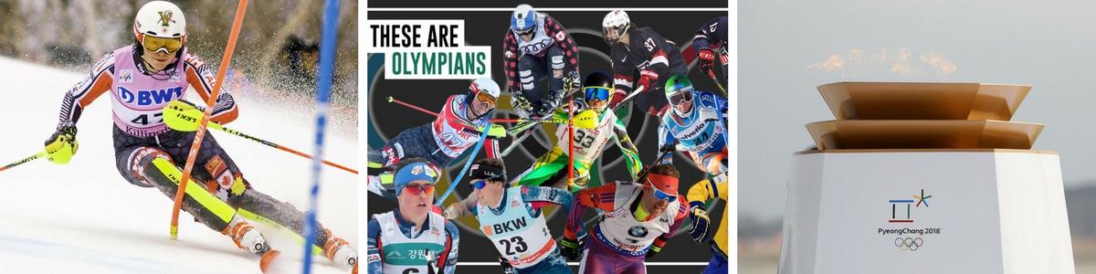UVM athletes at the Olympics