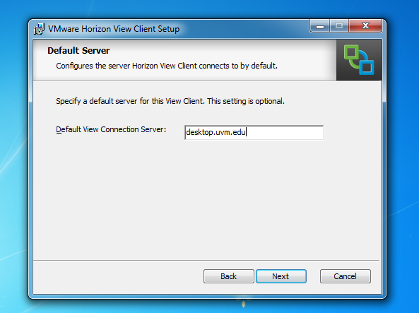 DELETE Accessing Virtual Votey on a Windows PC | College of